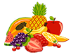 Icone fruites